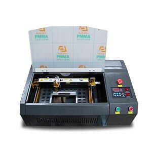 3020 Desktop laser cutter