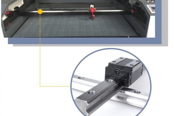 liner guide rail